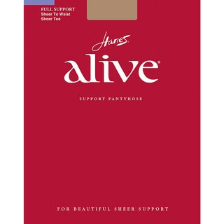 Alive Women's Sheer to Waist Pantyhose Barely There