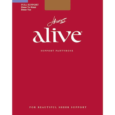 Alive Womens Sheer to Waist Pantyhose South Pacific