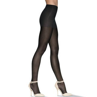 Silk Reflections Women's Jet Pure Bliss Ultra Sheer Pantyhose