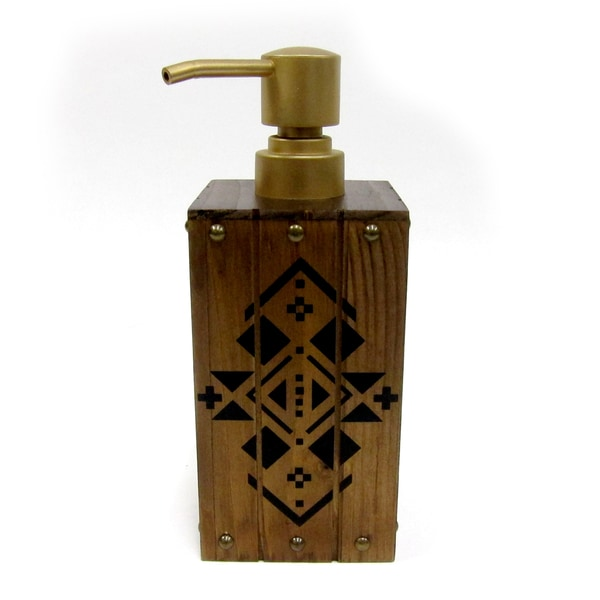 Excell Wood Sequoia Lotion Pump
