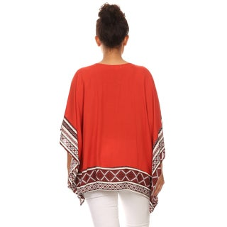 """Hadari Woman""""s Plus size Kimono style"""