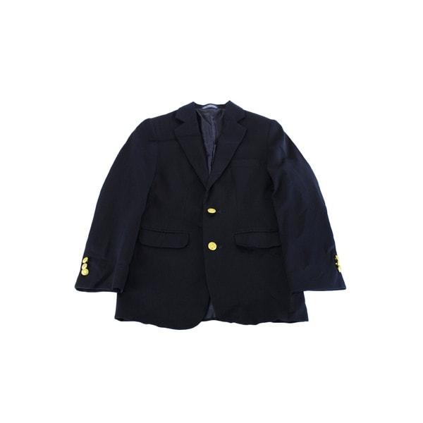 99ce4157c Shop Izod Boy's Blue One-piece Size 10R Blazer Jacket - Free ...