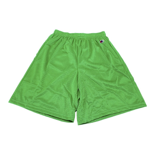 2a8d09013a Shop Champion Boys' Green Polyester XL Shorts - Free Shipping On ...