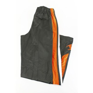 Champion Boys' Grey Polyester Size M Sweatpants