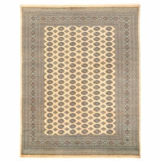 herat oriental pakistani handknotted bokhara wool rug 8u002711 x - Bokhara Rug