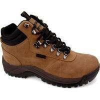 Men's Propet Cliff Walker Boot Brown Nubuck