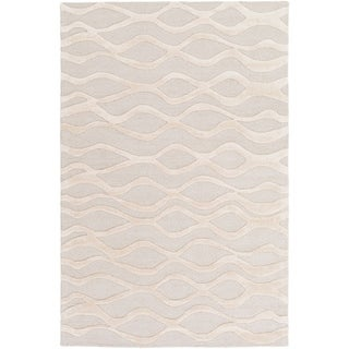 Hand Tufted Olvera Wool/Viscose Rug (2' x 3')