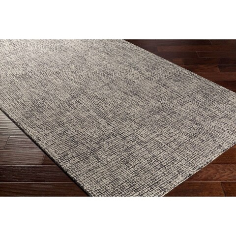 Carson Carrington Mo i Rana Hand Tufted Wool Area Rug