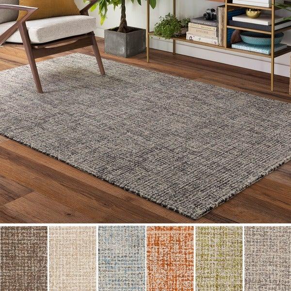 Hand Tufted Pali Wool Rug (8' x 10')