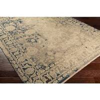 The Curated Nomad Cortland Hand-knotted Wool Vintage Area Rug (6' x 9')