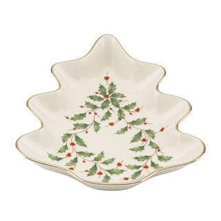 Holiday Tree Candy Dish