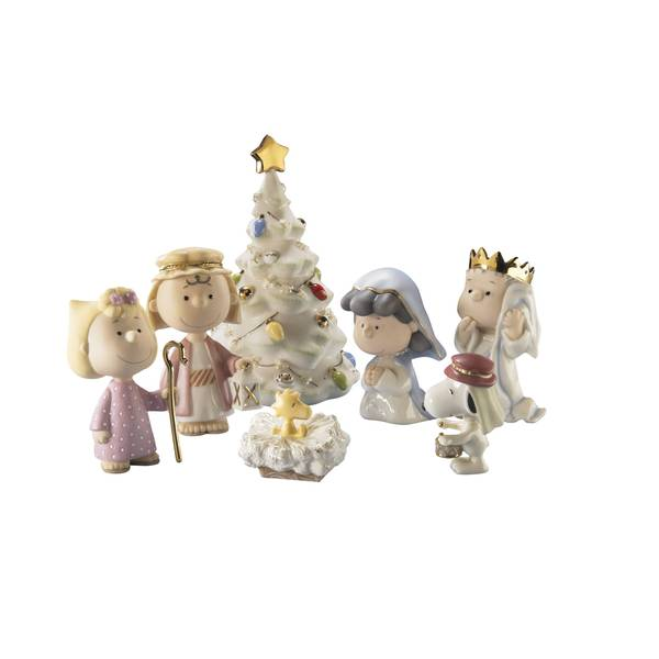 The Christmas Pageant Figurine