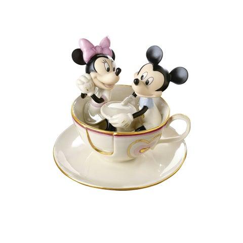Mickey's Teacup Twirl Sculpture Figurine