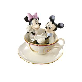Mickey's Teacup Twirl Sculpture Figurine