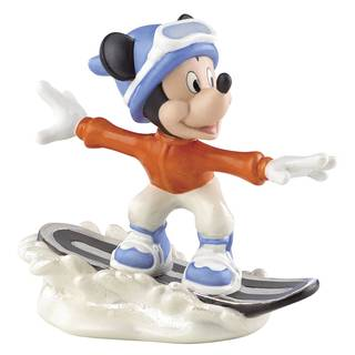 Mickeys Snowboarding Adventure Figurine
