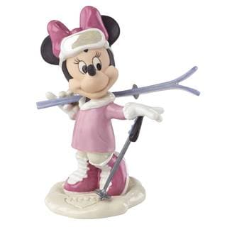 Minnie's Skiing Adventure Figurine