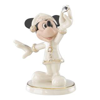 Mickey Claus Figurine