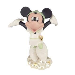 Peter Pan Mickey Figurine