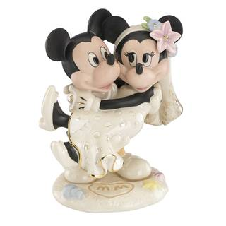 Minnie's Dream Beach Wedding Figurine