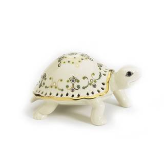 Jewels Of Light Turtle Figurine
