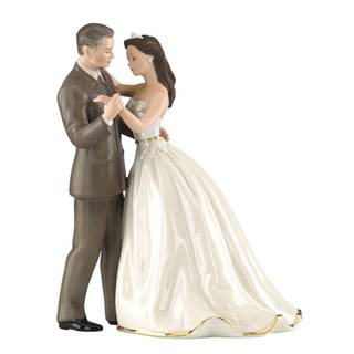 Father Daughter Dance Figurine