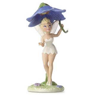 Flower Power Tink Figurine