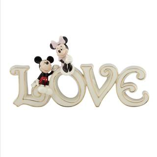 Mickey and Minnie True Love Figurine