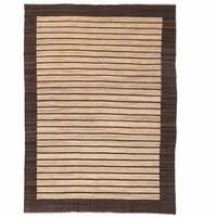 Handmade Herat Oriental Afghan Mimana Wool Kilim (Afghanistan) - 9'11 x 13'7