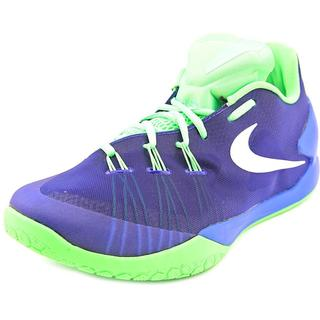 Nike Men's Hyperchase Blue Mesh Athletic Shoes
