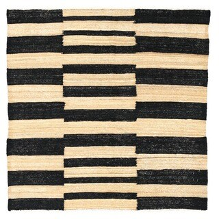 Herat Oriental Afghan Hand-woven Mimana Wool Kilim (3'3 x 3'3)