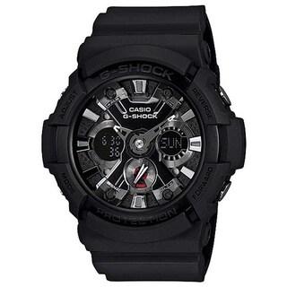 Casio Men's G-Shock Black Acrylic/Rubber Watch