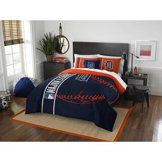 MLB 836 Tigers Comforter Set