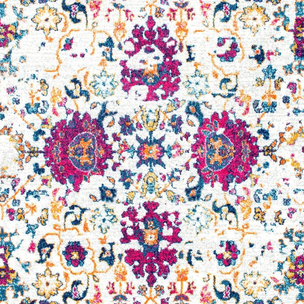 NuLOOM Vintage Floral Area Rug 842736100186