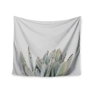 Kess InHouse Kristi Jackson 'Succulent 3' 51x60-inch Wall Tapestry