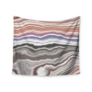 Kess InHouse KESS Original 'Iris Lake Bed' 51x60-inch Wall Tapestry