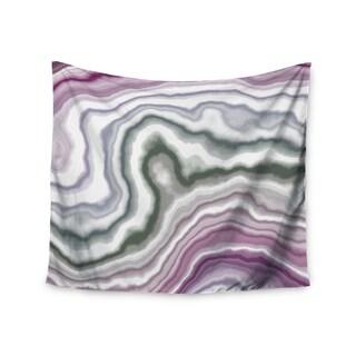 Kess InHouse KESS Original 'Wild Boysenberry' 51x60-inch Wall Tapestry