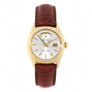 Pre-Owned Rolex Men's Day-Date Yellow Gold Silver Watch|https://ak1.ostkcdn.com/images/products/12134900/P18991830.jpg?_ostk_perf_=percv&impolicy=medium