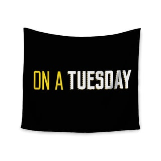Kess InHouse KESS InHouse 'Tuesday' 51x60-inch Wall Tapestry