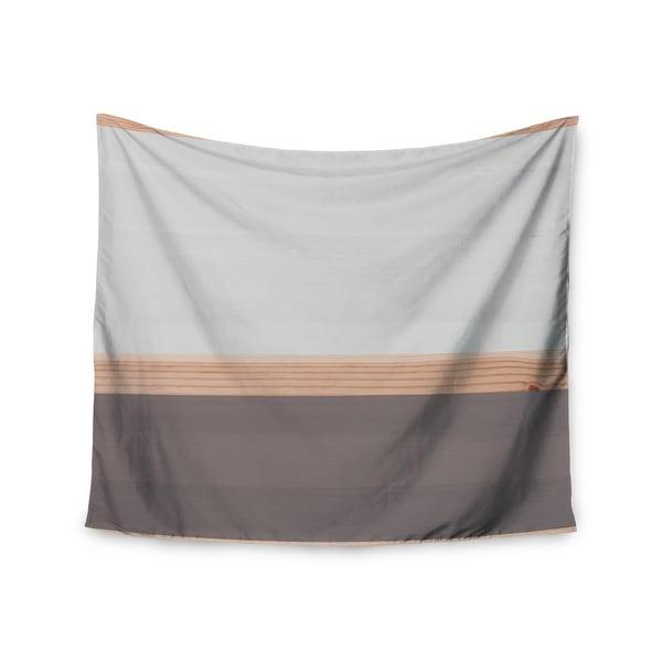 Kess InHouse KESS InHouse 'Spring Swatch - Grey' 51x60-inch Wall Tapestry