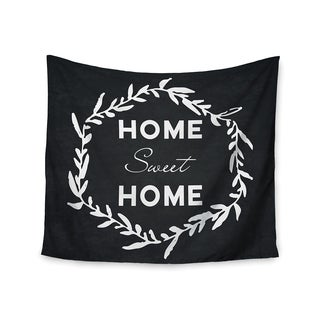 Kess InHouse KESS InHouse 'Home Sweet Home' 51x60-inch Wall Tapestry