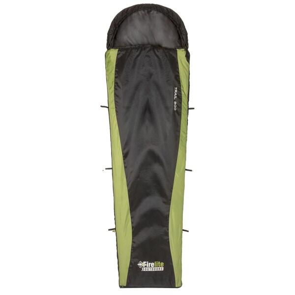 Firelite Trail 800 Green Sleeping Bag