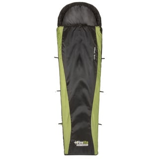 Firelite Trail 800 Green Sleeping Bag