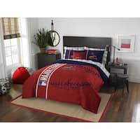 The Northwest Company MLB St. Louis Cardinals Full 7-piece Bed in a Bag with Sheet Set