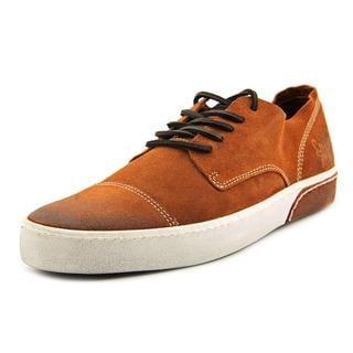 Blackstone Men's 'BM28' Leather Athletic Skate Shoes