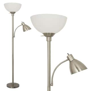 Torchiere Floor Lamps For Less | Overstock.com