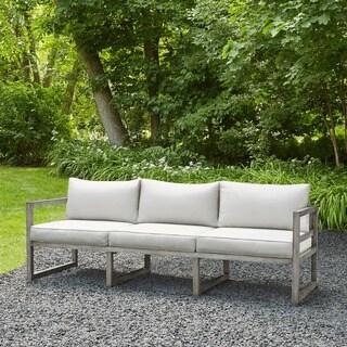 Real Flame Monaco Outdoor 3-seat Sofa