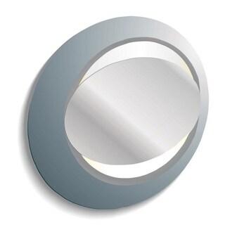 MTD Vanities Paris 39.4-inch x 27.5-inch Sensor-activated LED Mirror