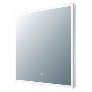Encore DL03D Touch-activated Illuminated LED Mirror - 27.5 inches x 27.5 inches