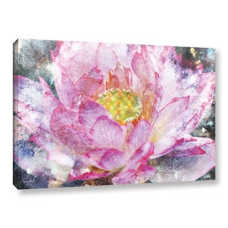 Roozbeh Bahramali's 'Blossom' Gallery Wrapped Canvas