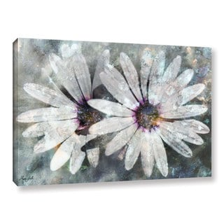 Roozbeh Bahramali's 'Flower Of Hope' Gallery Wrapped Canvas